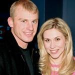 David Eckstein's wife Ashley Eckstein