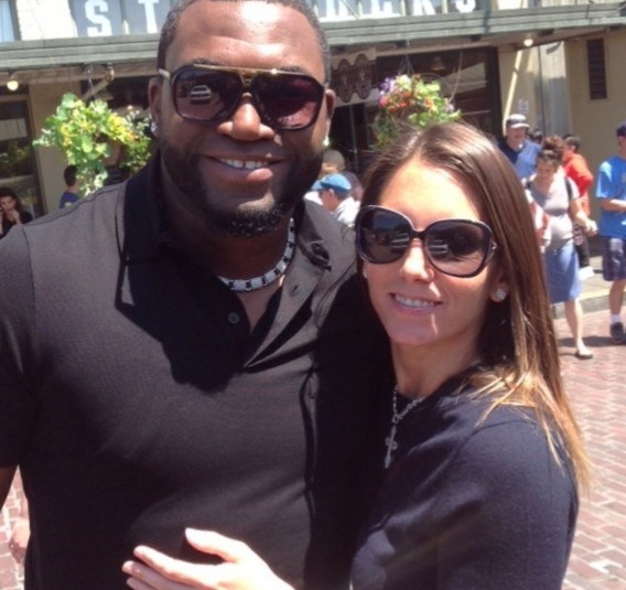 David Ortiz' Wife Tiffany Ortiz
