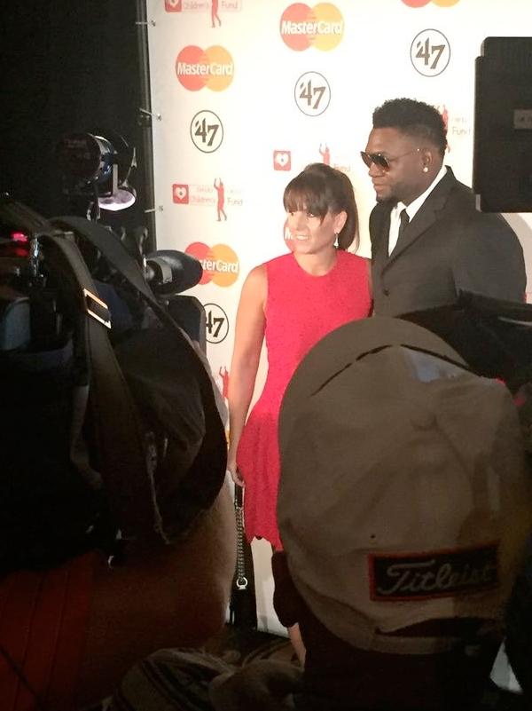 David Ortiz' Wife Tiffany Ortiz