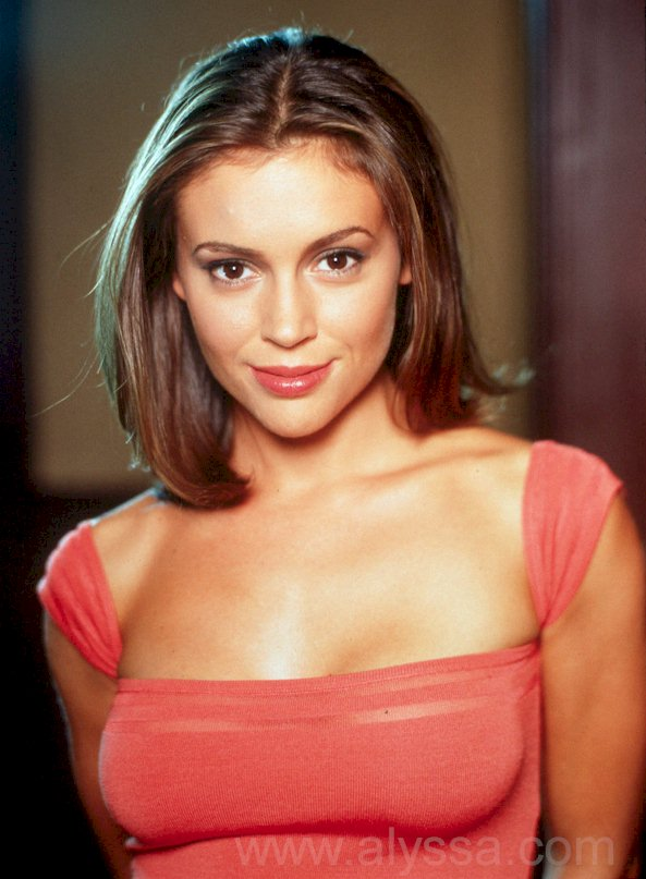 alyssa milano facts