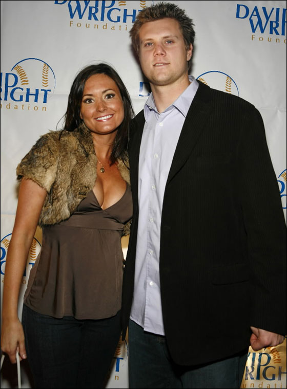 Ashley Papelbon with Jonathan