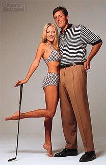 Phil Mickelson's wife Amy Mickelson