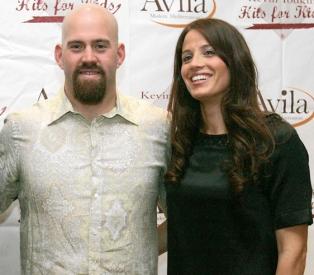 Kevin Youkilis' ex-wife Enza Sambataro Youkilis
