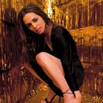 Rick Fox's girlfriend Eliza Dushku @ maxim.com