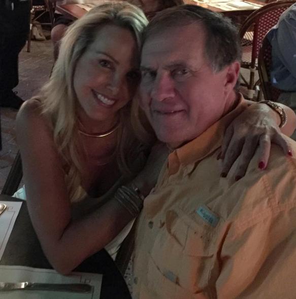 Bill Belichick's girlfriend Linda Holliday