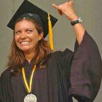 Misty May Graduates