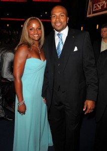 Derek Fisher's Wife Candace Fisher