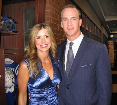 Peyton Manning's wife Ashley Manning (and now their twins too)