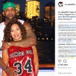 CC Sabathia's wife Amber Sabathia -Instagram