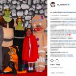 CC Sabathia's wife Amber Sabathia- Instagram