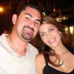 Adrian Gonzalez's wife Betsy Gonzalez @ agbowl.com