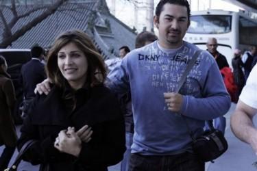 Adrian Gonzalez's wife Betsy Gonzalez @ daylife.com