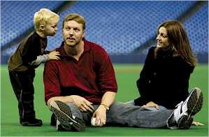 Roy Halladay's wife Brandy Halladay