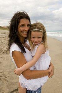 Ryan Franklin's wife Angie Romberg Franklin