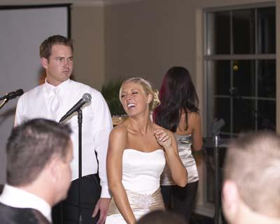 Zach Duke's wife Kristin Gross
