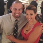 Shane Victorino wife Melissa Smith