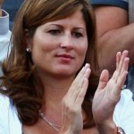 Roger Federer's Girlfriend @ telegraph.co.uk