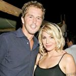 Mike Modano's wife Willa Ford