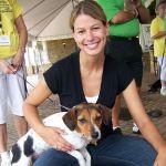 Ryan Newman's wife Krissie Newman @ allleftturns.com