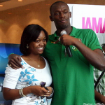 Usain Bolt's girlfriend Mizicann Evans @ cityweekend.com