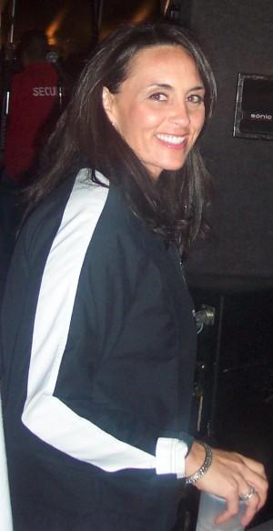 Brett Favre's wife Deanna Favre