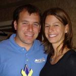 Ryan Newman's wife Krissie Newman @ farm1.com