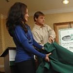 Chad Pennington's wife Robin Pennington @ herald-dispatch.com