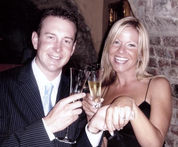 Kurt Busch's wife Eva Busch