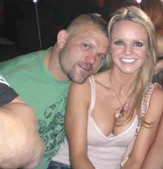 Chuck Liddell's ex-fiance Erin Wilson