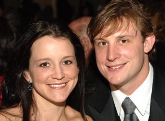 Chad Pennington's wife Robin Pennington @ newyorksocialdiary.com