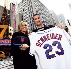Brian Schneider's wife Jordan Schneider @ nydailynews.com