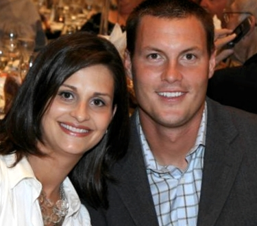Philip Rivers Wife Tiffany Rivers Playerwives Com