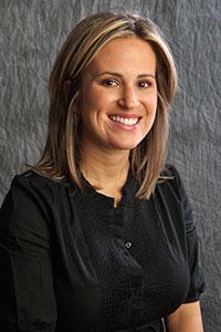 Nick Markakis' wife Christina Markakis