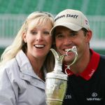 Padraig Harrington's wife Caroline Harrington @ virginmedia.com