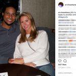 Ervin Santana's wife Amy Santana-Instagram