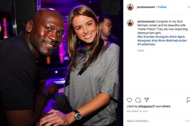 Michael Jordan's wife Yvette Prieto - Instagram • Photos and Videos 2020-04-19 21-12-48