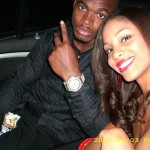Adrian Peterson's ex-girlfriend Ashley Brown