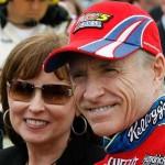 Mark Martin's wife Arlene Martin @ ktla.com