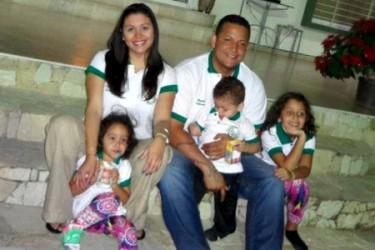 Miguel Cabrera's wife Rosangel Cabrera