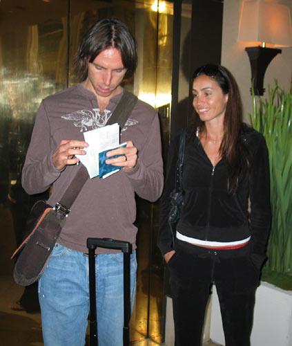 Steve Nash's ex-wife Alejandra Amarilla Nash