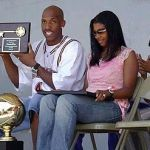 Chauncey Billups wife Piper Billups @ craveonline.com