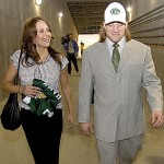 AJ Hawk's wife Laura Hawk @ sturminator.com