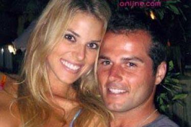 Kyle Boller's wife Carrie Prejean @ radaronline.com