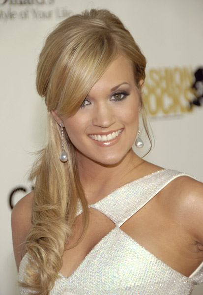 Mike Fisher's wife Carrie Underwood Fisher