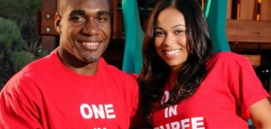 Quentin Jammer's wife Alicia Jammer
