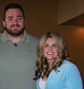 Jeff Saturday's wife Karen Saturday