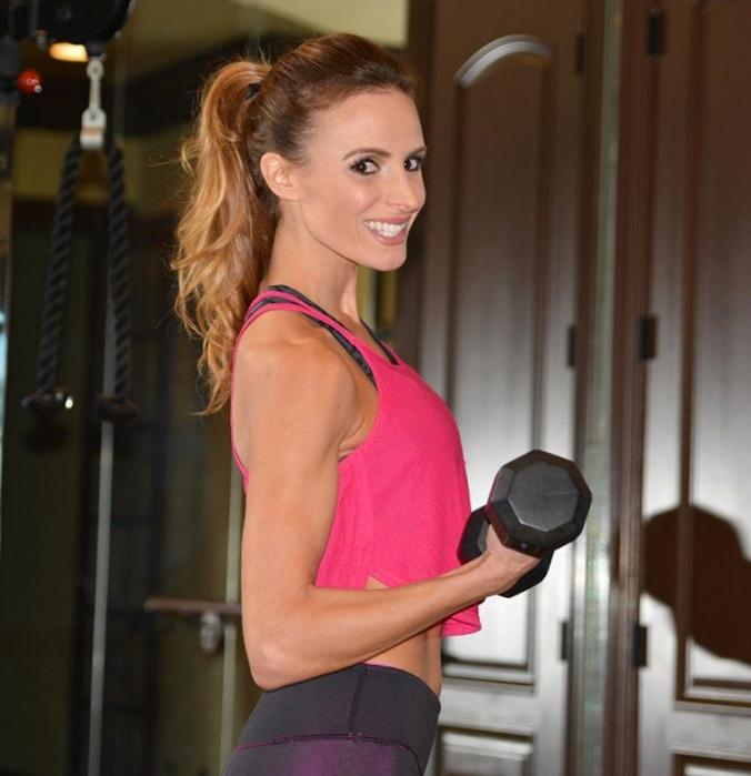 Kyle Busch's wife Samantha Busch (Sarcinella)