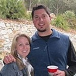 Josh Beckett's wife Holly Fisher @ bleacherreport.com