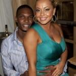 Chris Bosh's wife Adrienne Williams