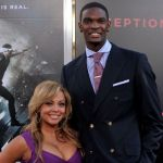 Chris Bosh's wife Adrienne Williams @ terezowens.com